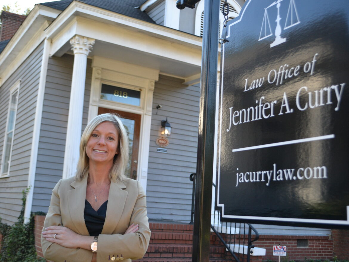 criminal defense attorney, jennifer curry, columbus georgia, court, law, lawful