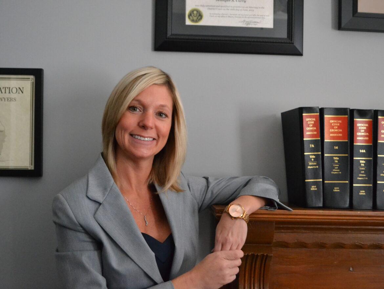 jennifer curry attorney